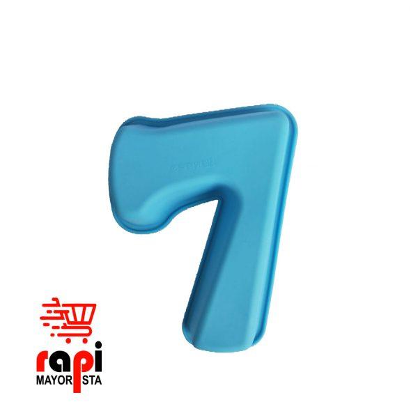 Molde Numero 7 H Rapi Mayorista